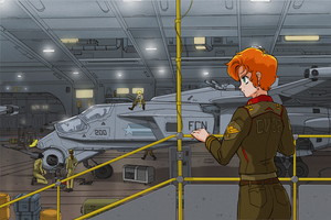 Hangar Inspection(redone) by EyeballEarth