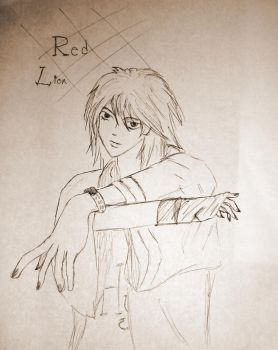 Red Lion by miso1smile