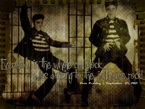 Jailhouse Rock by TheCompanionPrincess