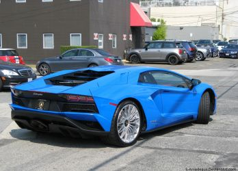 The Aventador S by S-Amadeaus