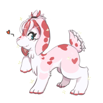 Best in Show - Paige! by RascalWabbit