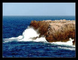 This Is The Sea - Menorca 3 by skarzynscy