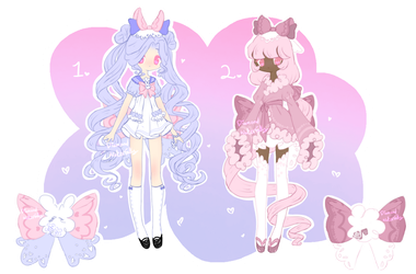 Pombon adopts - Auction - Closed by Diamond-waterfalls