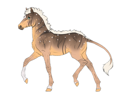 N3251 Padro Foal Design for DarkestNation by casinuba