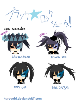 BRS icon for FREE by kuroyobi