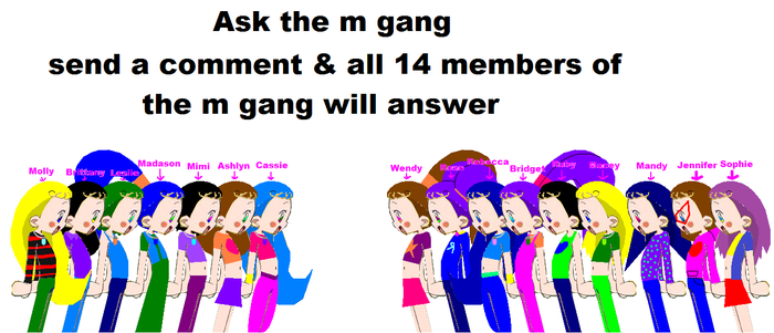 Ask The M Gang by grantgman
