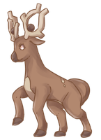 Odoshishi | Stantler Commission