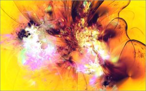 Abstract painting2 by GLO-HE