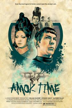 TOSART: Amok Time by moiramurphy