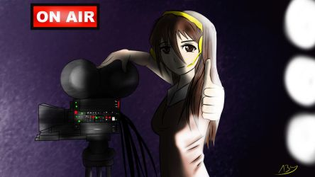 On Air - The broadcast will begin soon by abysan