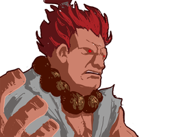 Gouki - Cell Shading by angryzenmaster