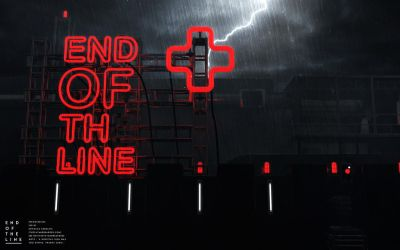 / END OF THE LINE by TheFatAndBearded