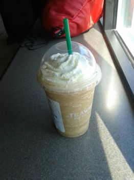 Coffee Frappe by PrettyShadowj28