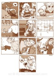 Hatter25: food by lily-fox