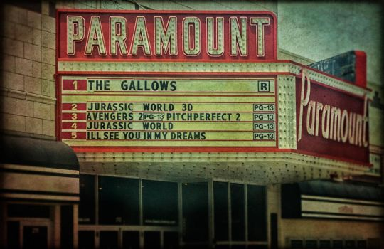 The Paramount by pubculture
