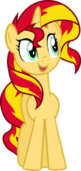 Sunset Shimmer by DecPrincess