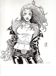 Death Pool 3 by Witchblade-Club