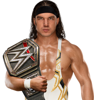 Chad Gable WWE Champion Photomontage by KidsleyKreations