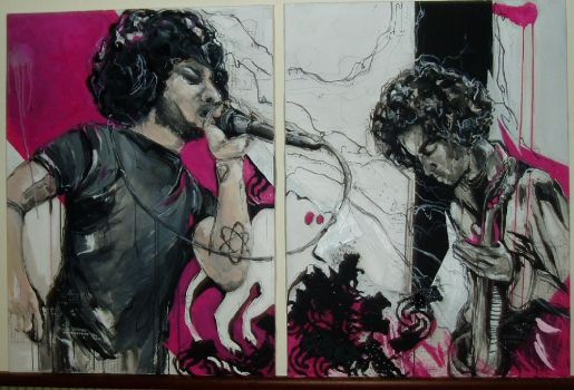 the Mars Volta by hounds-of-love