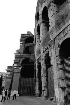 The Colosseum 4 by wayworth