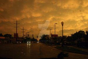 After the storm. by funerals0ng