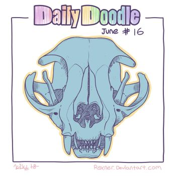 DailiDoodle 16 by Ryxner