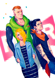 Androids by elChano