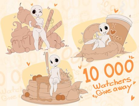 10K art give away by teranen