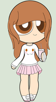 Me in another clothes by Mariana-shy