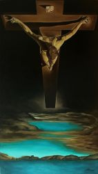 'Christ of Saint John of the cross' by Marco-R