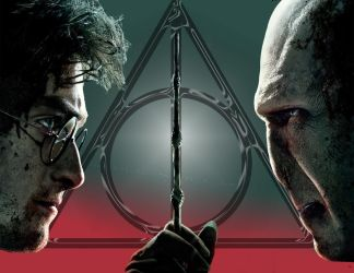 Harry Potter Dealthly Hallows by RavenRoss