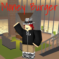 Money Burger's Logo by TheDrawingBoardRBLX