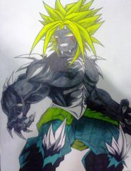 Doomsday-broly Fusion by themexican1234