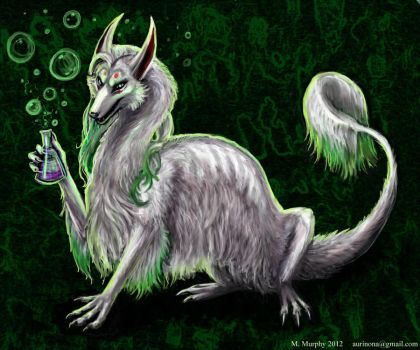 Have a potion, Dearie? by Aurinona