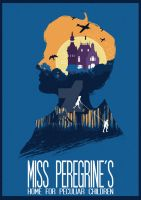 The Many Faces of Cinema: Miss Peregrine's Home... by Hyung86