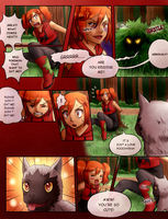 Pokemon Ruby Comic: Putting out the Fire Page 16 by cocosnowlo