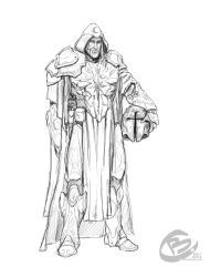 Cleric by Haridimus