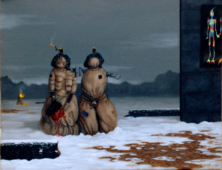 The Last Snow of Lent by kolaboy