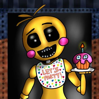 Do you want this plastic cupcake? by BottleNeckBabe