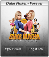 Duke Nukem Forever - Babe Icon by Crussong