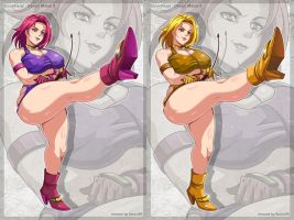 Voluptuous Whip Lady 2(Guardians/Denjin Makai II) by Sano-BR