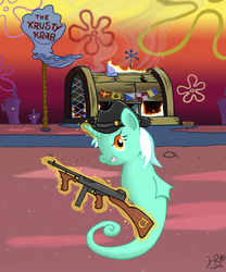 Mobster Seapony Lyra by HeatResin