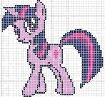 twilight sparkle by Sailor-Phantom