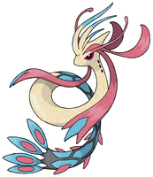Mega Milotic (FAN-MADE)
