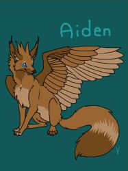 Aiden by YvonniFhang