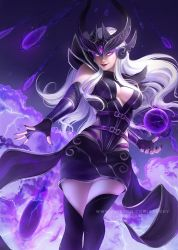 Syndra by Zarory