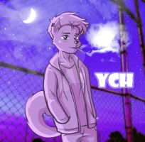evening  |YCH|  OPEN by Wild-Fluff