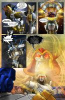 Transformers - Cybertronians page 19 by shatteredglasscomic