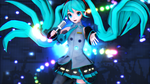 MMD - Miku Expo 2018 by hallowedgal