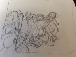 Draw your squad fail